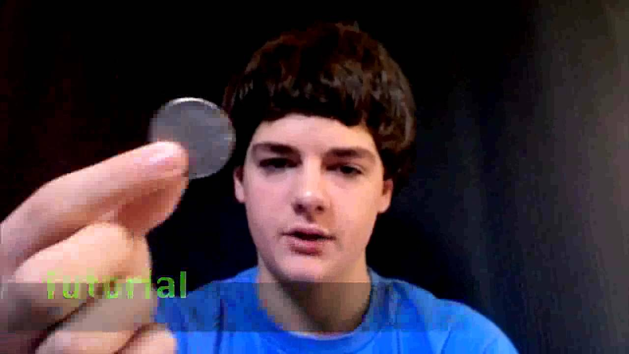 Magic Tricks Revealed: Fist Squeeze Coin Vanish - YouTube