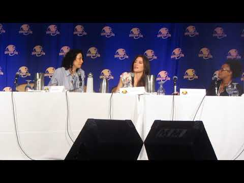 Jaime Murray and Joanne Kelly Panel DragonCon 2018