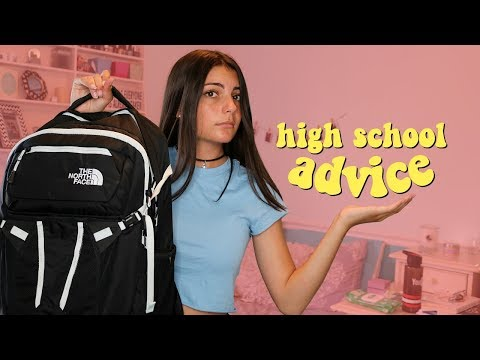 10 things I wish I knew before high school