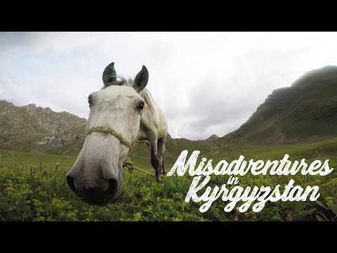 Daytime Landscape Photography and Other Misadventures  |  Kyrgyzstan Travel Vlog