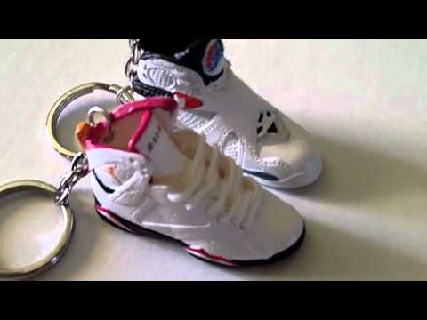 jordan keychain shoe