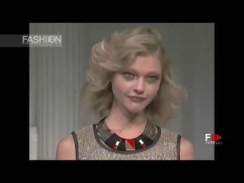 OSCAR DE LA RENTA Autumn Winter 2010-11 - Fashion Channel