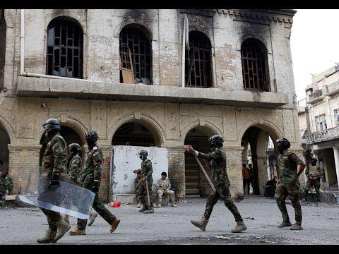 واشنطن تدين الاستخدام -المروع والشنيع- للقوة ضد المتظاهرين في العراق  - 00:59-2019 / 12 / 3