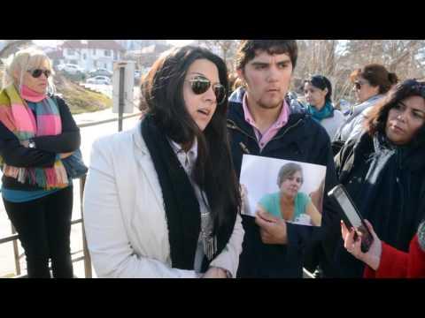 Vivas Nos Queremos, el grito que también se sintió en Neuquén