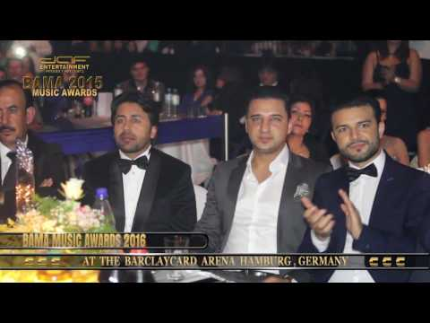 BAMA Music Awards  2015, Hamburg Germany
