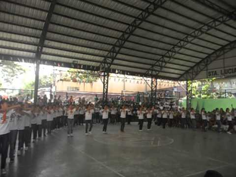 Girlscout Song And YeLL (2ndpLaceLBNHS BATCH 2012-2013)