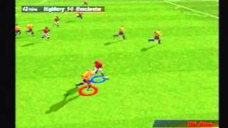 UEFA Striker 99!