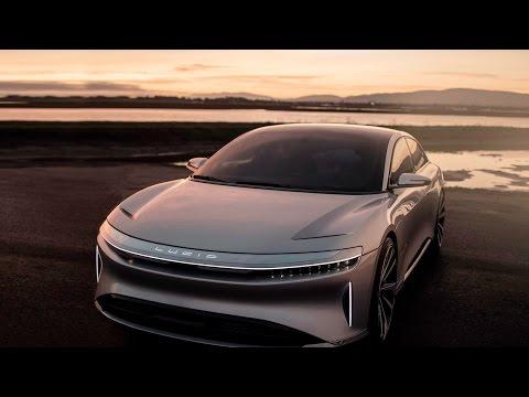 Lucid Air Electric Car Price