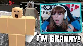 Roblox HORROR Tycoon | I'm GRANNY! - RadioJH Games