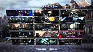 Injustice: GAU | 8/4/2013 Ranked Session | WHY