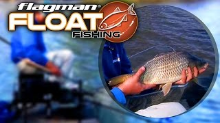 Ловля карпа матчевой удочкой. Flagman fishing TV
