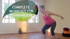 Workout für Schwangere: Complete Body Workout 20 Minuten // FlexibleFit