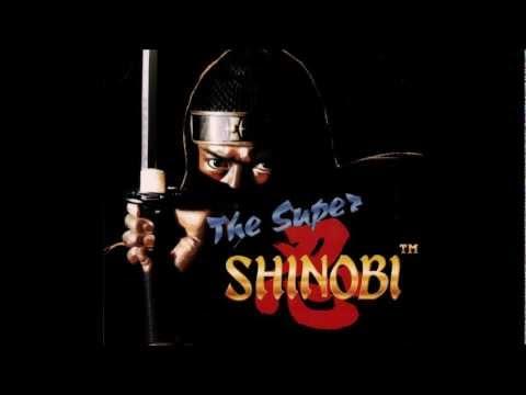 Shinobi III - Whirlwind (metal cover 2)