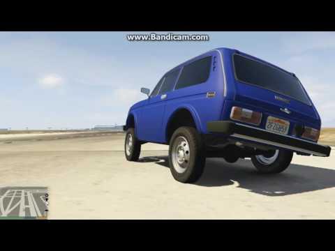 GTA 5 Avtosh niva