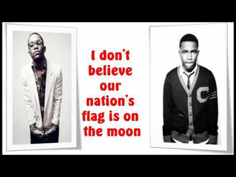 Frank Ocean - We All Try (Lyrics On Screen)