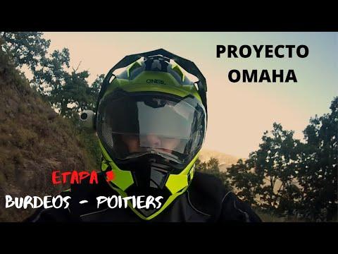 Proyecto Omaha:   3ª Etapa en MOTO