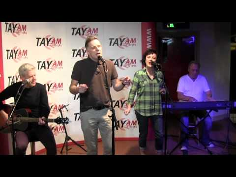 Deacon Blue Live at Radio Tay Part 1 - She'll Understand