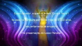 Arcanjo Rafael e os anjos da Cura.