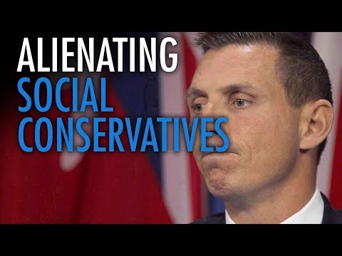 How far will Patrick Brown's PC's go to exclude social conservatives?