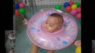 "BABY SPA_BABY MASSAGE_BABY GYM_BABY SWIM "" BABY ANDIRA "" by LOLLIPOP BABY SPA"