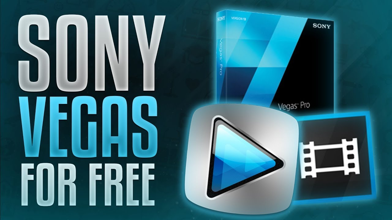 how to download sony vegas pro for free
