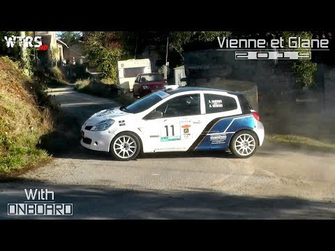 Rallye Vienne Et Glane 2019 | Attack & Mistakes [HD] - By WTRS