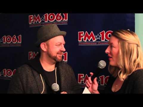 FM106.1 Class of 2015 - Kristian Bush interview