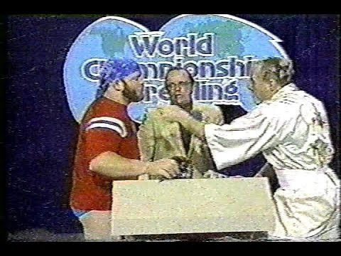GEORGIA CHAMPIONSHIP WRESTLING: DECEMBER 1983- JANUARY 1984