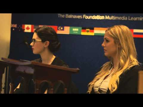 Balnaves Foundation Global Links Room: Sports Law Moot