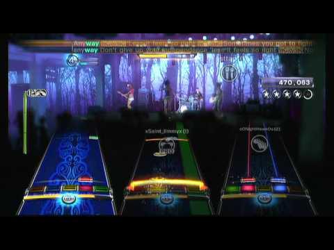 Rock Band 3 - Amber - Full Band