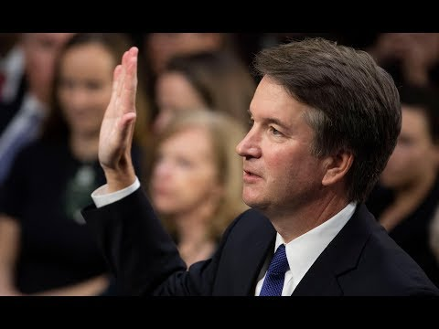 Brett Kavanaugh's Confirmation Hearing: Day 2 - Watch Live