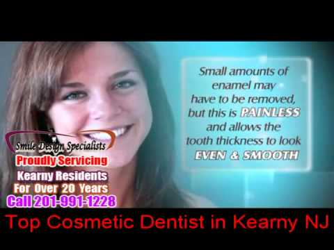Top Cosmetic Dentist in Kearny NJ-Smile Design Specialist-Call 201-991-1228