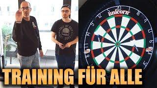Janni + Marcel: Trainingsspiele für Anfänger & Fortgeschrittene
