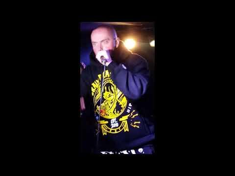 Słoń Mixer BDF TOUR (D2, Demonologia, WSRH) Live 31.10.15 Rzeszów Vinyl