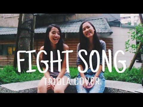 """Fight song"" - Rachel Platten (Triola cover)"