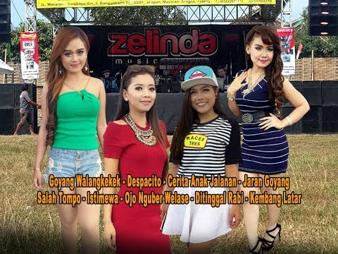 Album Terbaru Zelinda live Bangunharjo Masaran Sragen