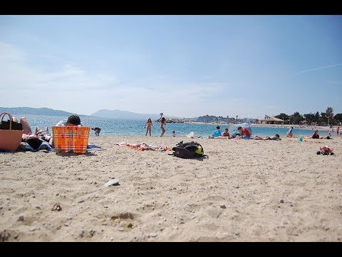 Places to see in ( Toulon - France ) Toulon Beach