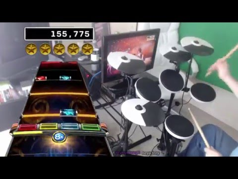 Scorpions - No One Like You 168k 100% FC (Expert Drums RB4)