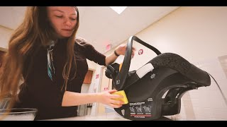 How to Wash a Car Seat | Cincinnati Children's