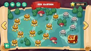 Jungle Adventures: Super World | Ask Garden | Gameplay Video Walkthrough part 6