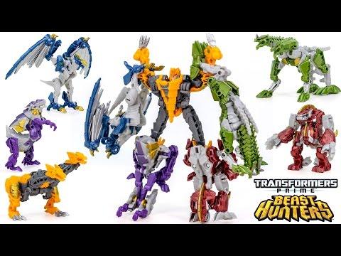 Transformers Go Predacons