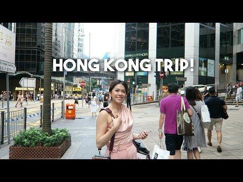 10 places to eat in Hongkong | Cindy Karmoko