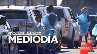 Noticias Telemundo Mediodía, 30 de marzo 2020 | Noticias Telemundo