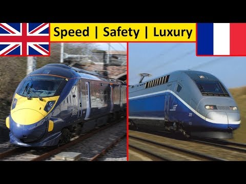British Railways vs French Railways Comparison