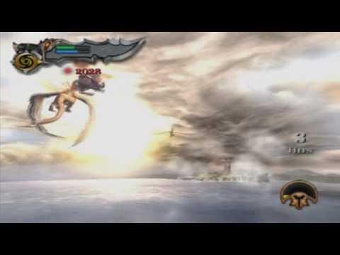 God of War 2-Part 9-Flight of Pegasus