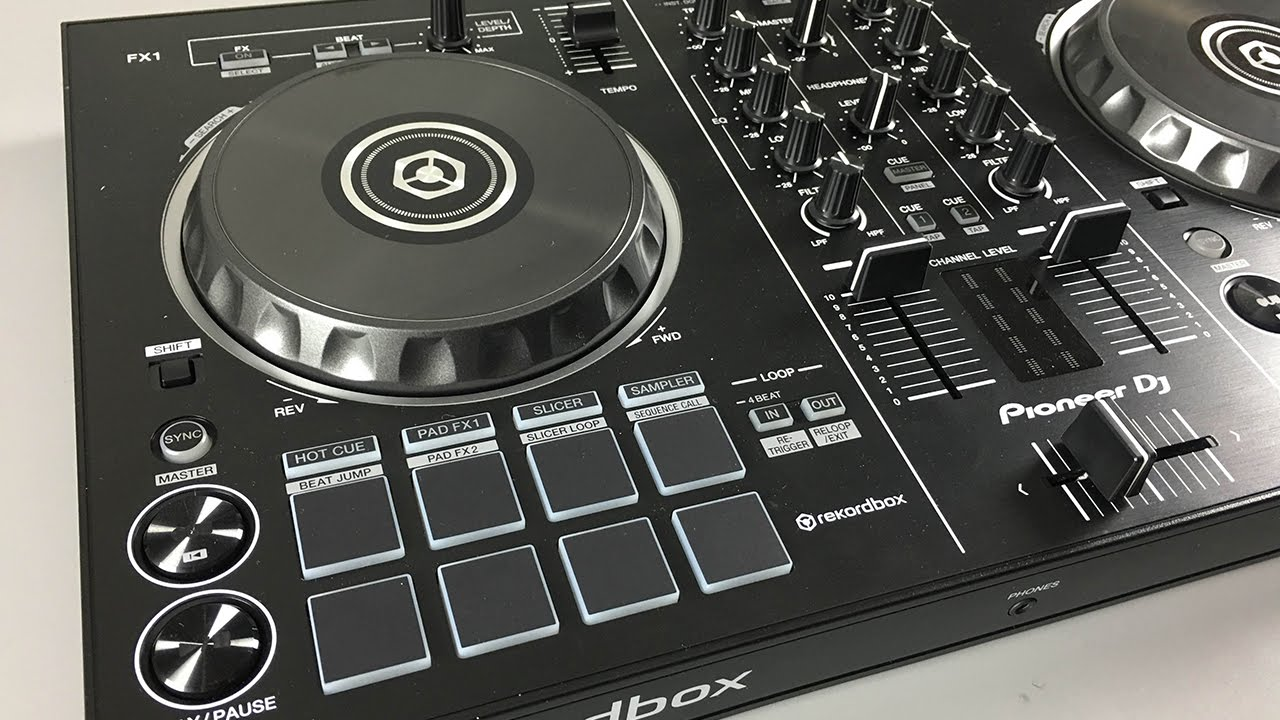 PIONEER DDJ-RB DJ CONTROLLER WINDOWS 8 DRIVERS DOWNLOAD
