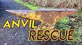 Columbian Hardware Anvil - YouTube
