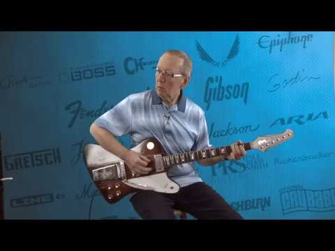 1972 Gibson Firebird V Medallion