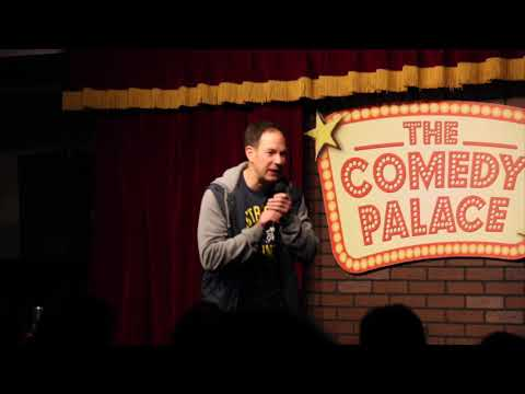 Michael Magid 7 minute Sample Comedy Palace Oct 2017