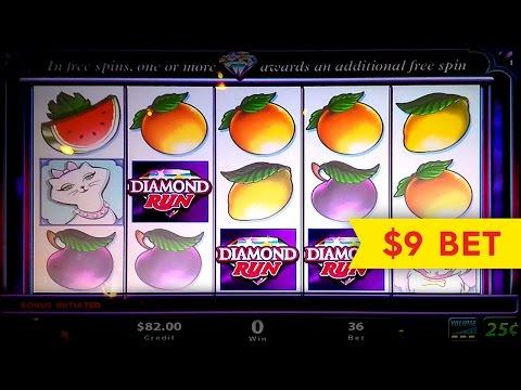 Rich Girl Slot Machine $9 *HIGH LIMIT* Bet Live Play Bonus!